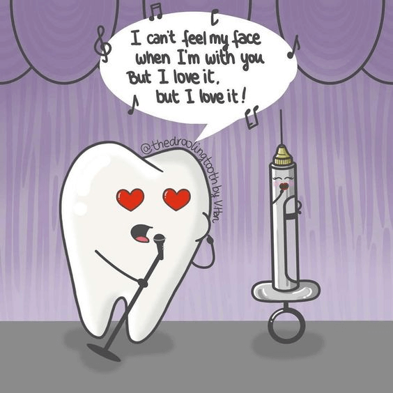 This image has an empty alt attribute; its file name is Dental-joke-1.png